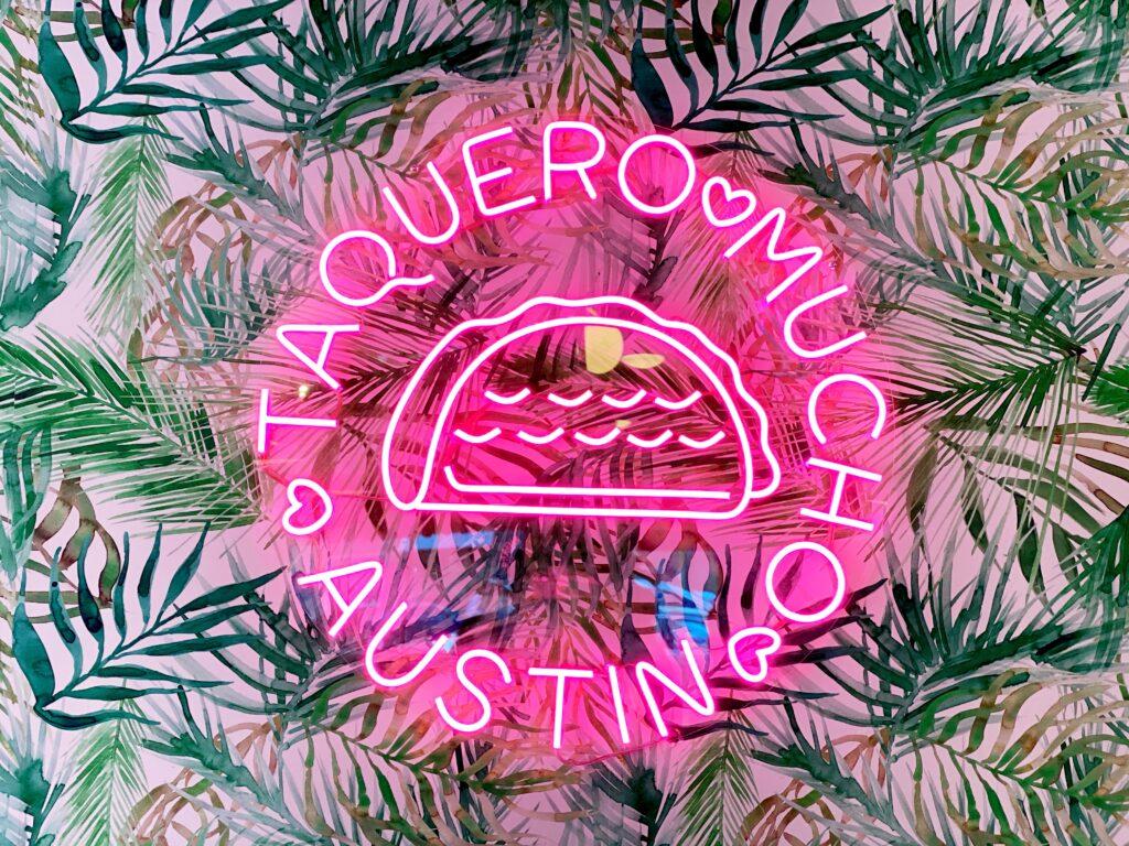 Taquero Muncho Mexican Restaurant Austin