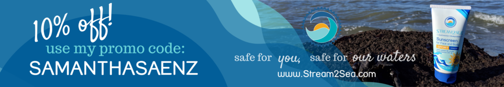 stream2sea mineral-based & reef safe sunscreen